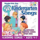 Top 50 Kindergarten Songs by Wonder Kids
