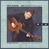 Live & Peace & Outer Space by Chris Conway