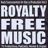 Instrumentals for TV Productions, Podcasts, Movies, and Jingles Vol. 3 by Royalty Free Music