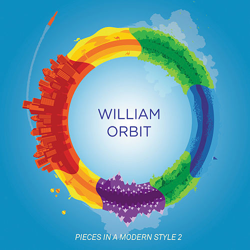 Play & Download Pieces In A Modern Style Vol.2 by William Orbit | Napster