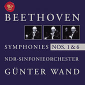 Play & Download Beethoven: Symphonise Nos. 1 + 6 by Günter Wand | Napster