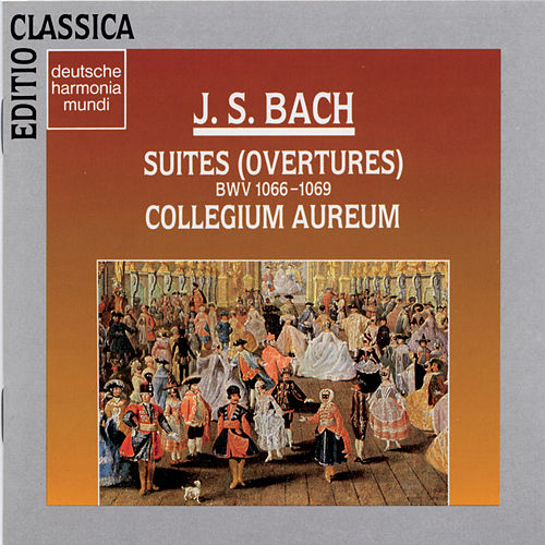 Play & Download Bach: Orchestral Suites by Collegium Aureum | Napster