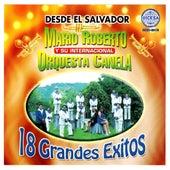 Play & Download 18 Grandes Exitos by Mario Roberto Y Su Internacional Orquesta Canela | Napster