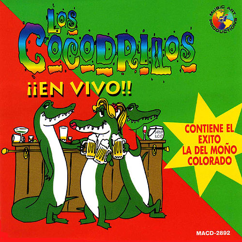 Play & Download En Vivo by Cocodrilos | Napster