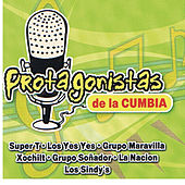 Protagonistas De La Cumbia by Various Artists