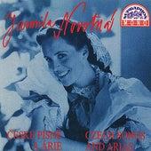 Czech Songs and Arias by Jarmila Novotna