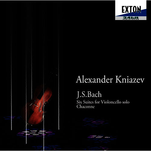 J.S.Bach: Six Suites for Violoncello solo - Chaconne by Alexander Kniazev