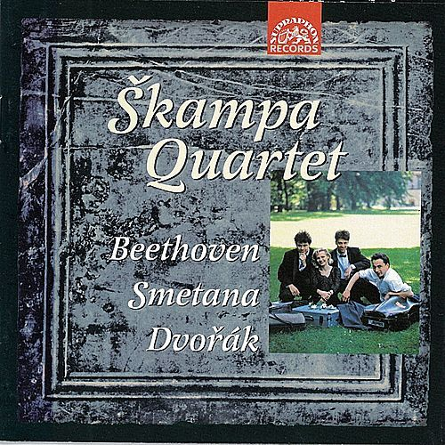 Play & Download Beethoven, Smetana, Dvorak: String Quartets by Skampa Quartet | Napster