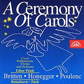 Play & Download Britten: A Ceremony of Carols - Honegger: Une cantate de Noël - Poulenc: Stabat Mater by Various Artists | Napster