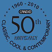 Play & Download 1960 - 2010: Candid 50th Anniversary by Various Artists | Napster