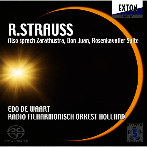 Play & Download R.Strauss : Also Sprach Zarathustra etc. by Edo de Waart | Napster
