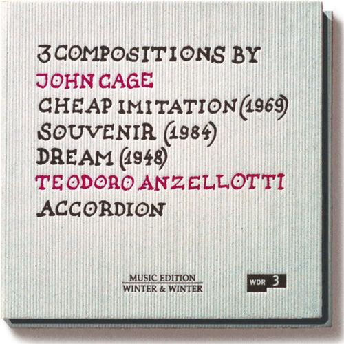 John Cage: Cheap Imitation, Souvenir & Dream by Teodoro Anzellotti