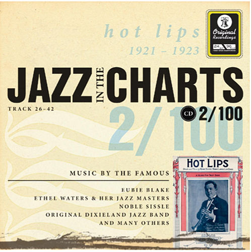 Jazz in the Charts Vol. 2 (1921 - 1923) von Various Artists