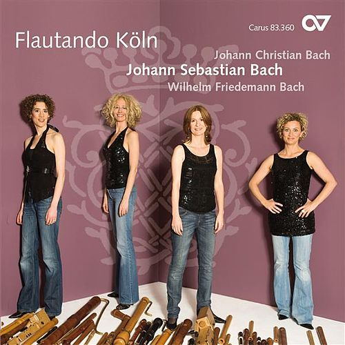 Music for Recorder Ensemble by Flautando Koln