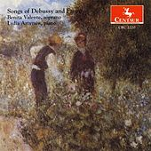 Songs of Debussy and Faure by Various Artists