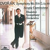 Dvorak, A.: Symphony No. 8 by Sergiu Comissiona