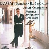 Play & Download Dvorak, A.: Symphony No. 8 by Sergiu Comissiona   Napster