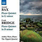 Play & Download Bax: Piano Quintet in G minor - Bridge: Piano Quintet in D minor by Ashley Wass | Napster