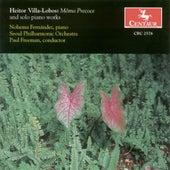 Villa-Lobos, H.: Prole Do Bebe No. 1 / As Tres Marias / Saudades Das Selvas Brasileiras by Various Artists