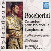 Boccherini: Cellokonzerte / Sinfonien by Various Artists