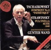 Tchaikovsky/Stravinsky by Günter Wand