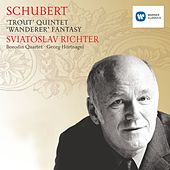 Schubert: Trout Quintet and Fillers by Sviatoslav Richter