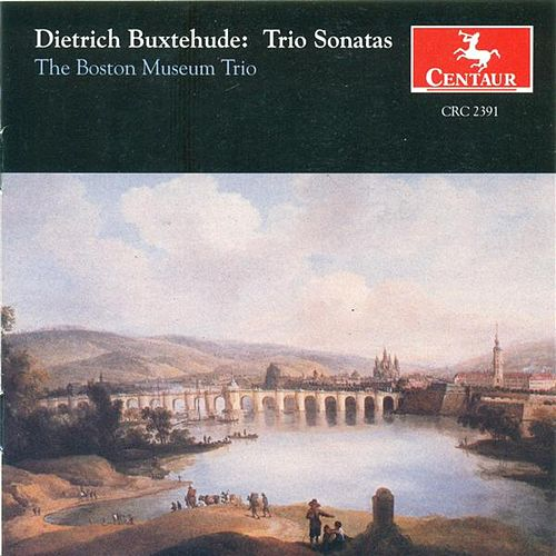 Buxtehude, D.: Trio Sonatas (Complete) by The Boston Museum Trio