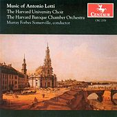 Play & Download Lotti, A.: Missa in E Minor / Benedicam Dominum / O Vos Omnes / Crucifixus A 8 / Trio Sonata in A Major by Various Artists | Napster