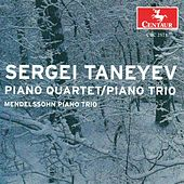 Play & Download Taneyev, S.I.: Piano Quartet, Op. 20 / Piano Trio, Op. 22 by Various Artists | Napster