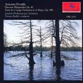 Play & Download Dvorak, A.: Slavonic Rhapsodies / Suite in A Major,