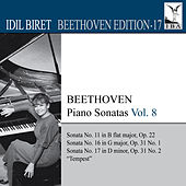 Beethoven: Piano Sonatas, Vol. 8 by Idil Biret
