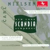 Play & Download Nielsen, C.: Violin Concerto, Op. 33 / Flute Concerto by Dorrit Matson | Napster