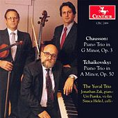 Chausson, E.: Piano Trio, Op. 3 / Tchaikovksy, P.I.: Piano Trio, Op. 50 by The Yuval Trio