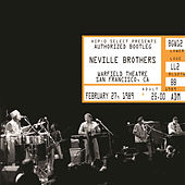 Play & Download Authorized Bootleg/Warfield Theatre, San Francisco, CA, February 27, 1989 by The Neville Brothers | Napster