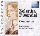 Play & Download Zelenka/Pisendel: Concertos by Freiburger Barockorchester | Napster