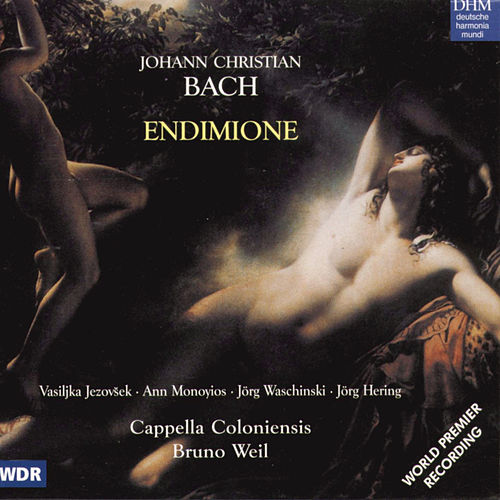 Play & Download J. Chr. Bach: Endimione by Bruno Weil | Napster