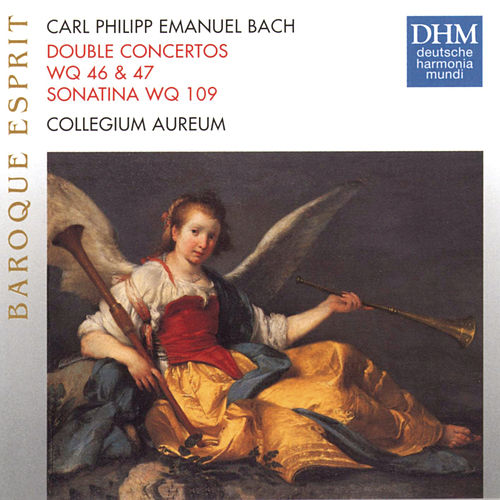 C.P.E. Bach: Double Concertos by Various Artists