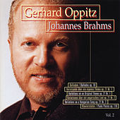 Play & Download Brahms: Ballads, Variations by Gerhard Oppitz | Napster