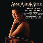 Play & Download Mendelssohn Concerto by Anne Akiko Meyers | Napster
