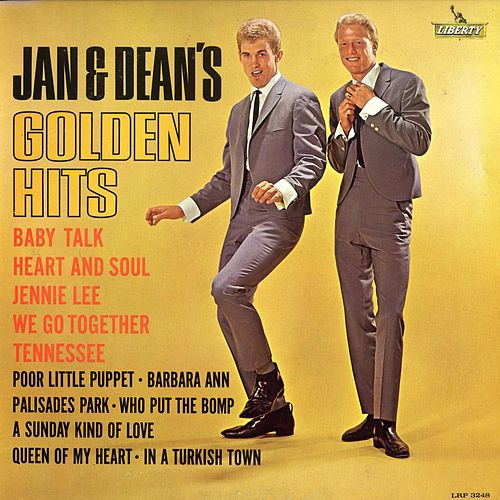Jan & Dean's Golden Hits by Jan & Dean