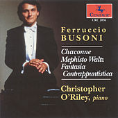 Play & Download Busoni, F.: Fantasia Contrappuntistica / Liszt, F.: Mephisto Waltz No. 1 / Bach, J.S.: Chaconne (O'Riley) by Christopher O'Riley | Napster