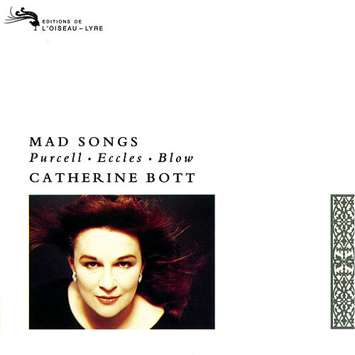 Mad Songs by Catherine Bott