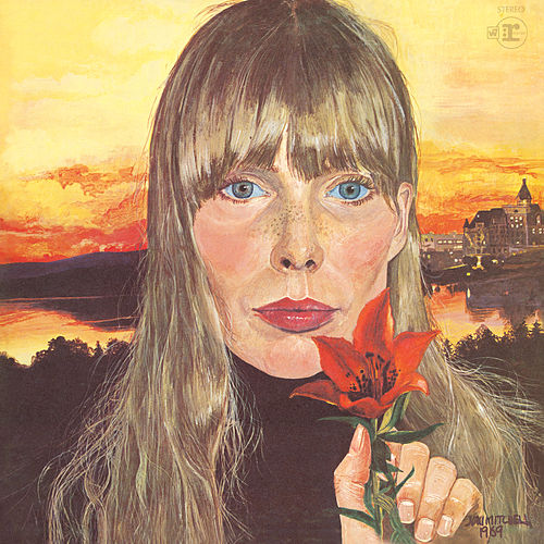 Clouds by Joni Mitchell