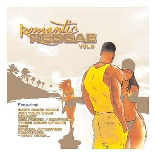 Play & Download Romantic Reggae Volume 9 by Various Artists | Napster