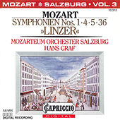 Play & Download Mozart: Symphonien Nos. 1, 4, 5, 36,