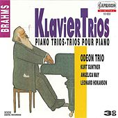 Brahms: Klaviertrios by Odeon Trio
