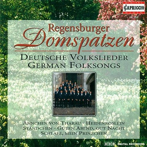 Play & Download Choral Concert: Regensburg Cathedral Choir - Jeep, J. / Brahms, J. / Silcher, F. / Zuccalmaglio, A.W.F. Von / Werner, H. (German Folk Songs) by Roland Buchner | Napster