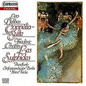 Play & Download Delibes: Coppelia Ballet Suite - Chopin: Les Sylphides by Heinz Fricke | Napster