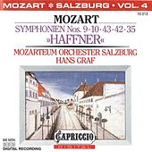 Play & Download Mozart: Symphonien Nos. 9, 10, 43, 42 & 35,