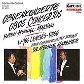 Haydn: Oboe Concerto, Hob.VIIg:C1 - Hummel: Introduction, Theme and Variations, Op. 102 - Martinu: Oboe Concerto, H. 353 by Various Artists